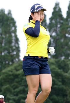 Birthday Personality, Great Women, Golf Outfit, Ladies Golf, Sport Girl, Beautiful Asian Girls, Cool Pictures, Athlete, Lpga
