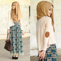 Hijab Modernes Et Fashion12
