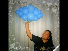 Nuvem de Balões - YouTube