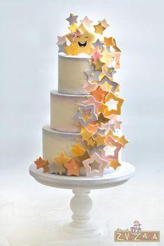 Twinkle Twinkle Little Star Cake by Nasa Mala Zavrzlama