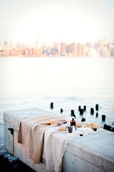 city picnic