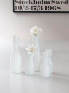 Panduro Hobby glasflaskor & sprayfärg Panduro Hobby, Vase, Bottle, Home Decor, Blogging, Homemade Home Decor, Flask, Flower Vases, Jars