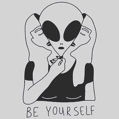 Kendin ol.