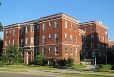 Morrill Hall, Michigan State University Campus...this building was everything an English major dreams of.