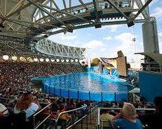SeaWorld Orlando, Florida, EUA.