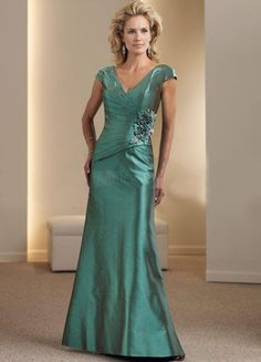 sexy mother of the bride dress, different color though