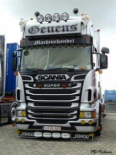 Scania Truck*Super