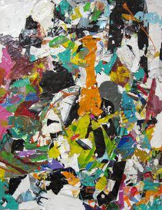 """Saatchi Online Artist robert tavani; Collage, """"""""Here I Come"""""""" #art"""