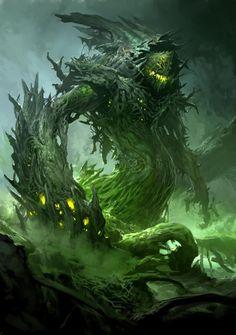 Breathtaking Fantasy Artworks by Kekai Kotaki