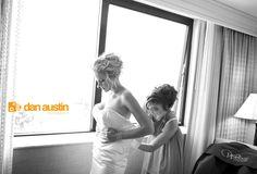 wedding : hilary & matt    danaustinphotography.com