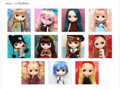 Blythe Doll 2012