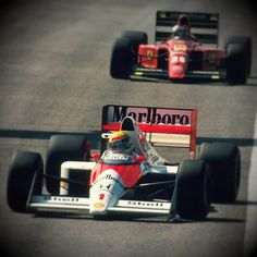 Ayrton Senna - GP España Jerez