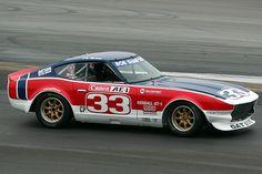 #33 Allan Robbins Ex Paul Newman Datsun 240Z