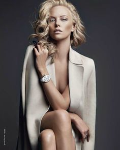 Charlize Theron - Dior Fall/Winter 2012