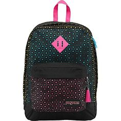 JanSport Super FX Series Backpack Fluorescent Pink Laser Lace ** See this great product.
