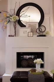 Mantle Decor Inspiration!