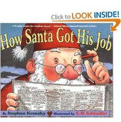 Lots of Christmas classroom ideas.