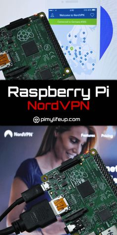 How to set up NordVPN on the Raspberry Pi - Books Worth Reading - Robotics Projects, Computer Projects, Diy Electronics, Electronics Projects, Linux, Projetos Raspberry Pi, Raspberry Projects, Raspberry Pi Computer, Pi A