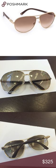 a25474ebca5 Jimmy Choo walde Crystal Temple sunglasses All the glitz and glamour of Jimmy  Choo in aviator