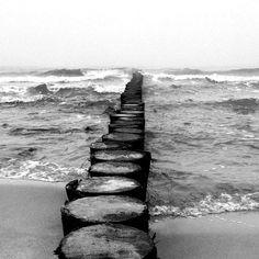 #monochrome #blackwhite #sea Olga Sher