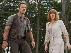 Jurassic World 2 en préparation avec Chris Pratt et Bryce Dallas Howard