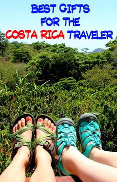A list of great gifts to give to the future Costa Rica traveler (or yourself!) Some for fun, some practical stuff so you can get ready for your trip to Costa Rica!