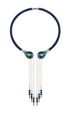 Lalique Drop Choker