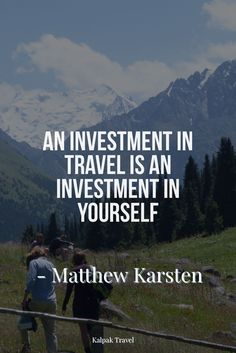 Travel quote- inspiration #CentralAsia