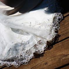 Dress detail #2 - Firestone Park - Akron, Ohio May 4, 2014