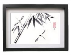 Hey, I found this really awesome Etsy listing at https://www.etsy.com/listing/112645014/original-sumi-e-painting-two-friends