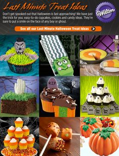 Still looking for Halloween inspiration? We have hundreds of ideas!