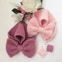Crochet Beanie Pattern, Crochet Flower Patterns, Headband Pattern, Crochet Flowers, Knitting Patterns, Crochet Gifts, Crochet Baby, Knit Crochet, Diy Hair Accessories