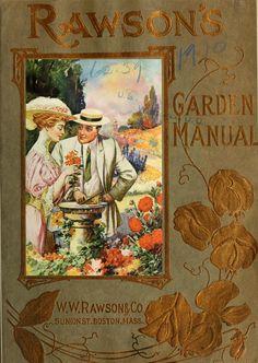 Rawson's garden manual / W.W. Rawson & Co.