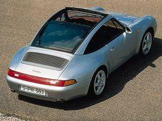 Porsche 911 Carrera Targa Type 993