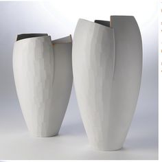 Birch Bark Vases $229 & $199