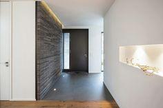Interieur - Engelshove Bauhaus, Bungalow, Wall Lights, Mirror, Lighting, Furniture, Website, Home Decor, Interiors