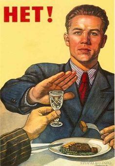 25 Fascinating Soviet Anti-Alcoholism Posters, 1929-1969