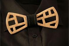 Hommes Noeud papillon en bois Fait main Cravate Cr/éatif Attacher Meilleur cadeau Choix