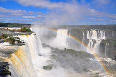Cataratas del Iguaz, Argentina-Brazil