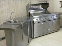 exclusive 1000 cucina da esterno