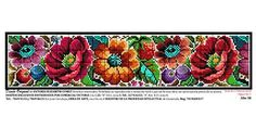Diy Flowers, Embroidery Stitches, Cross Stitch Patterns, Birds, Deco, Towels, Cross Stitch, Animals, Knitted Pillows