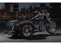 2017 Harley Davidson Freewheeler