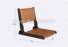 Image result for silla japonesa sin patas Floor Chair, Tiny House, Flooring, Furniture, Home Decor, Bench Seat, Japanese Furniture, Wooden Chairs, Room Decor