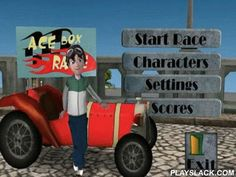 Ace Box Race  Android Game - playslack.com , Ace Box Race - In these races speed is not so all-important, your adeptness and reaction are more all-important. You should turn aside from trucks, put  vehicles and other hindrances. You will direct a different automobile which is able not only to turn but also to short and jump up. And at your command there will be an automatic paw which can clear your path. appoint a character: a man or a woman, and go to an absorbing path accompanied by…