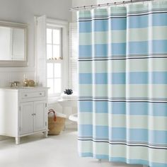 Nautica® Makay Shower Curtain - BedBathandBeyond.com
