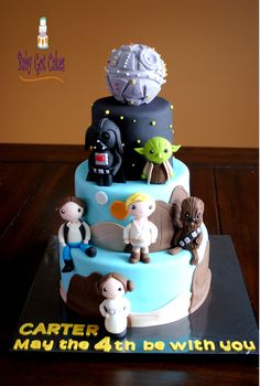 Star Wars  on Cake Central