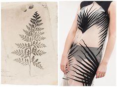 Inspiration behind Elena Ciuprina Spring 2015 collection.