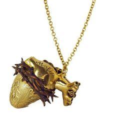 Mafia - Heart of Thorns    #jesus #crown #unique #statement #jewelry #jewellery