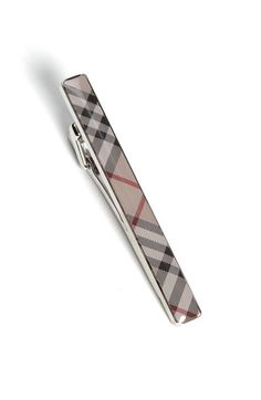 Burberry Tie Clip > a forgotten necessary accessory