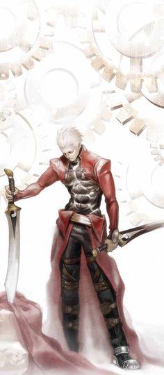 Fate/Stay Night - Archer by Awa Suna